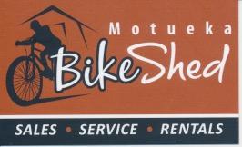 Motueka Bike Shed image
